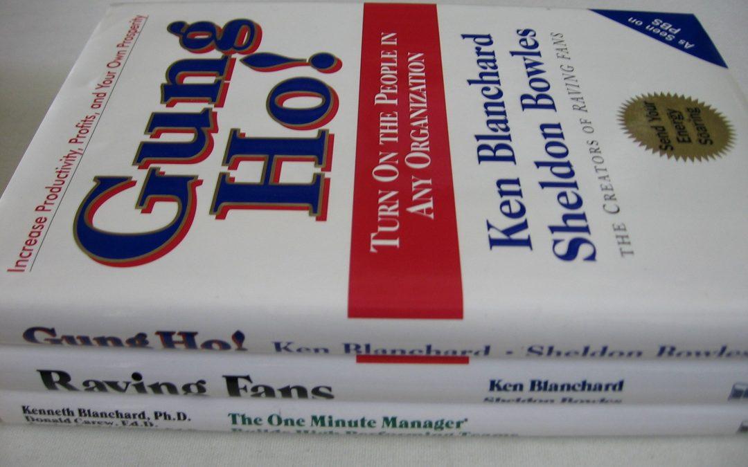 Book Review: Gung Ho! – Kenneth Blanchard