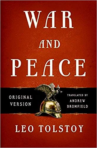 Book Review: Tolstoy's War and Peace