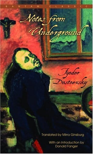 Book Review: Notes From Underground (Fyodor Dostoyevsky)