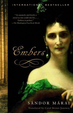 Book Review: Embers (Sándor Márai)