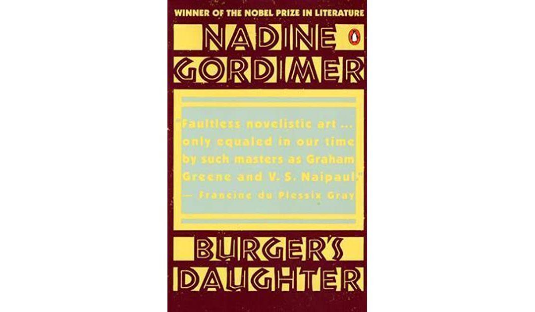 Book Review: Burger's Daughter (Nadine Gordimer)
