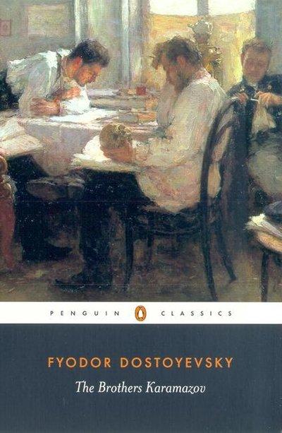 Book Review: The Brothers Karamazov (Fyodor Dostoevsky)
